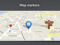 Map Markers Freebie