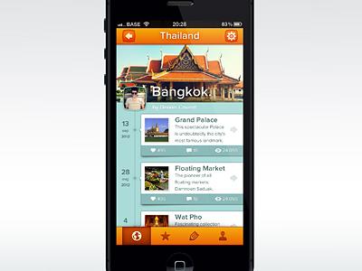 App dribbble