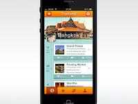 City reviews app