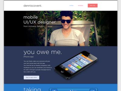 new denniscovent.com