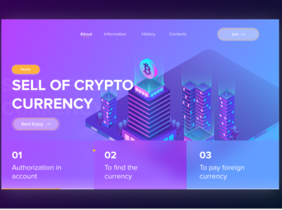 Selling Cryptocurrency