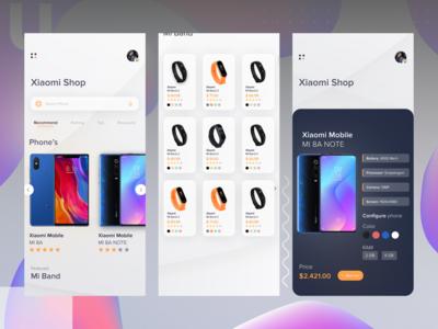 Xiaomi mobile shop