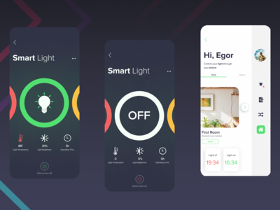 Smart Light App