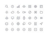 Feather Icon Set: Free Icons