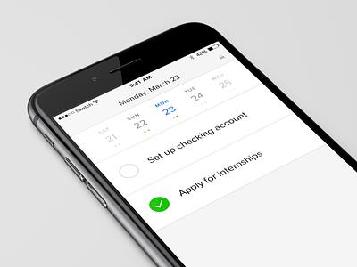 App Concept app ios iphone sketch concept