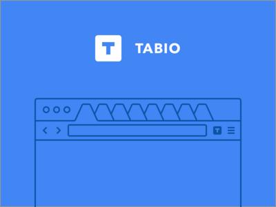 Tabio: Effortless Tab Management for Chrome tabs chrome extension tabio
