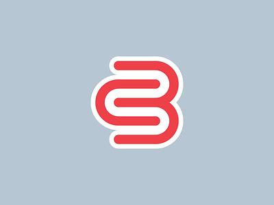 Cole Bemis Magnet stickermule logo magnet