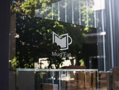 Mug Eat Logo Design