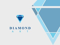 Triangular Diamond Logo