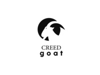 Creed Goat Logo Design