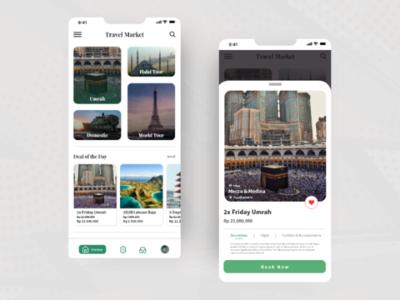 Travel Market App Exploration