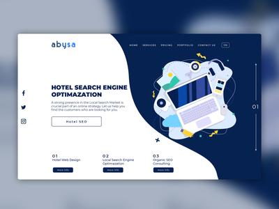 Abysa Hotel Internet Marketing Web