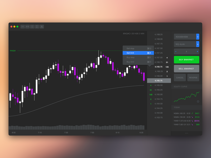 Forex platform for mac