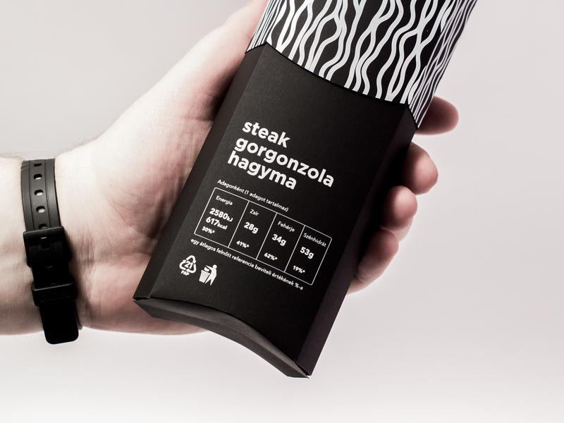 Szenyó / Sandwich Packaging