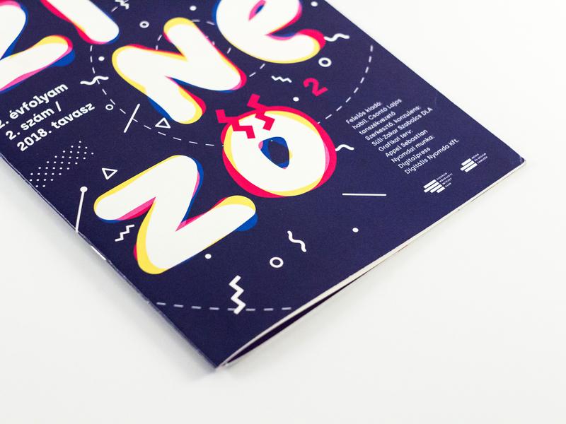 ZINEZŐ / Design Periodical