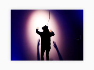 DailyUI #073 #Virtual Reality
