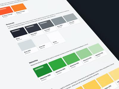 Respawn - Rebrand web app product design rebrand design system