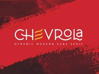 Al Chevrola - Free Dynamic Sans Font