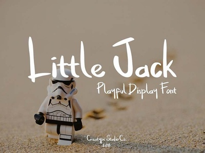 Little Jack Free Fun Font