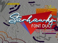 Starhawks Font