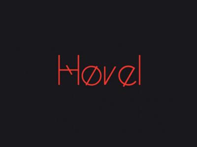Hovel - Free Geometric Font