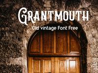 Grantmouth Old vintage Font Free