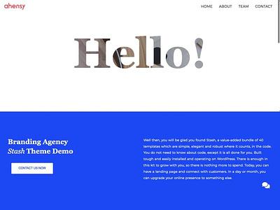 branding agency ahensycom uxdesign