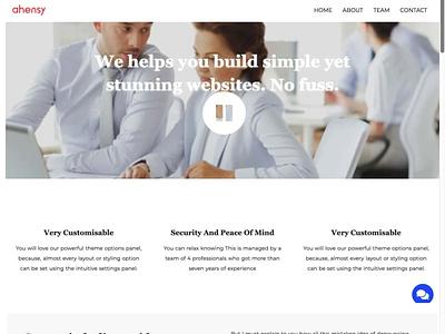business ahensycom uxdesign
