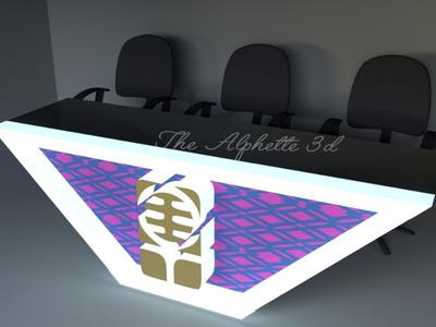 Judges Desk