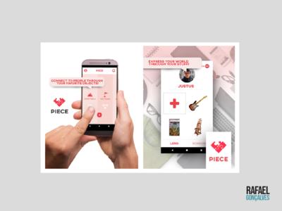 Piece - Social Lending App