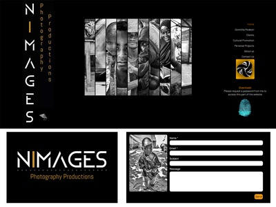Website/Logo - Nimages Photography Productions