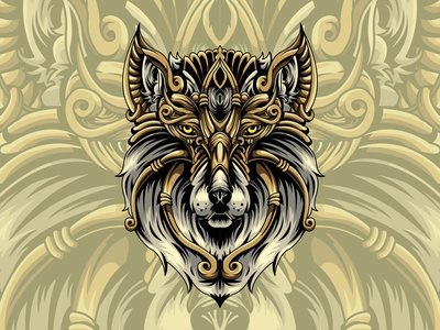 Mythical Wolf