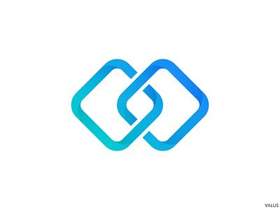 Logo Design // VALUS icon design icon brand branding design brand identity brand design illustraion logo design logodesign logotype logo