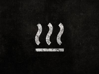 Icon Design // BAKED dark logo dark icon design icon logotype logo design logo logodesign branding design brand identity brand design brand