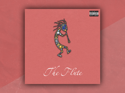 Music Artwork // The Flute - Slim Smirk