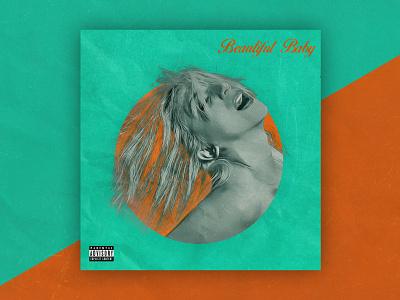 Music Artwork // Beautiful Baby - Slim Smirk music cover music cover artwork cover art cover album artwork album art album cover design album cover album