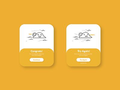 daily ui 011 mobile flash page vector figma dailyui design illustration web app ui ux sketch