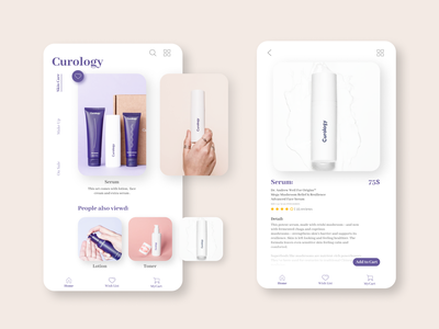 daily ui 012 dailyui figmadesign figma brand identity e-commerce ecommerce purple branding design app web ux ui sketch