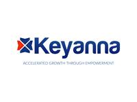 Keyanna - Logo logos brand identity designer logo designs typography logo logo designer branding design brand design brand mark logo mark brand brand identity logo design logo graphic design