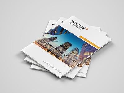 Corporate Profile - Investment Group company brochure brochure layout layout design brochure design corporate profile company profile print design graphic design