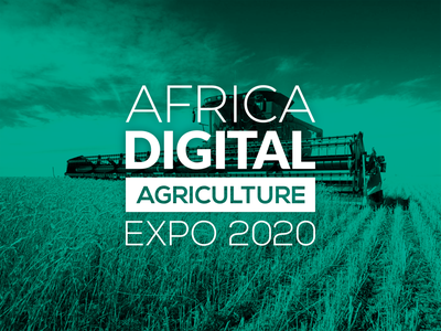 Africa Digital AG brand identity design typography conference logo logo design digital design logo