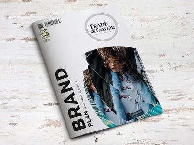 Brand Plan Brochure Design