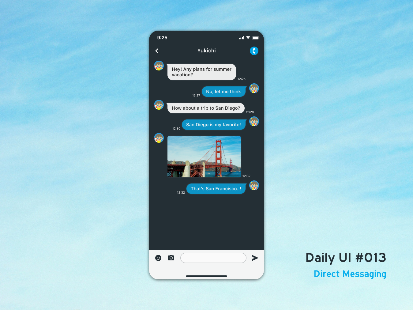 Daily UI #013 daily ui 013 daily challange