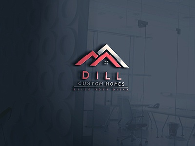Dill real estate business logo