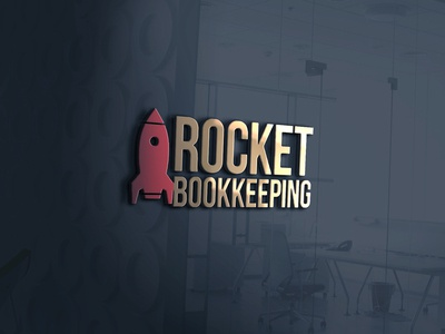 rocket bookkeeping logo