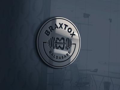 Braxtox  Baldasare gym logo