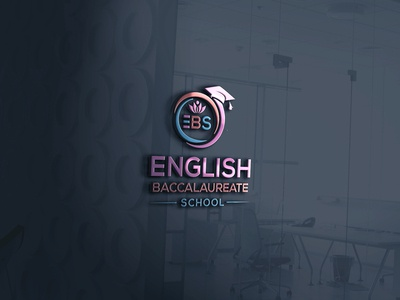 English Baccalaureate school logo