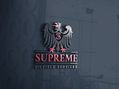 Supreme oilfield services logo