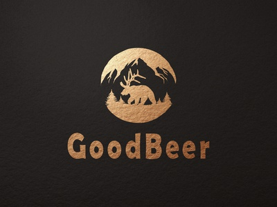 Good beer logo