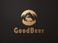 Good beer logo